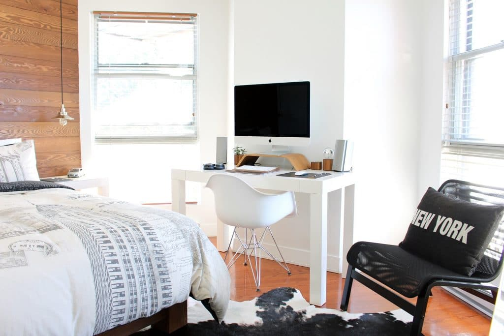 Soothing Sleep Environment - Home Office