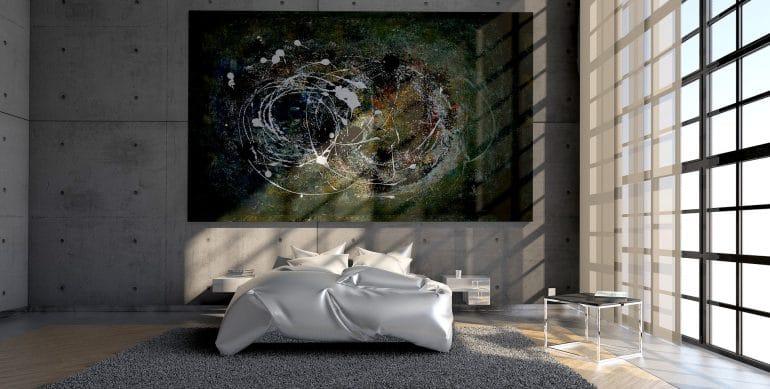 Bedroom Design Ideas - Industrial