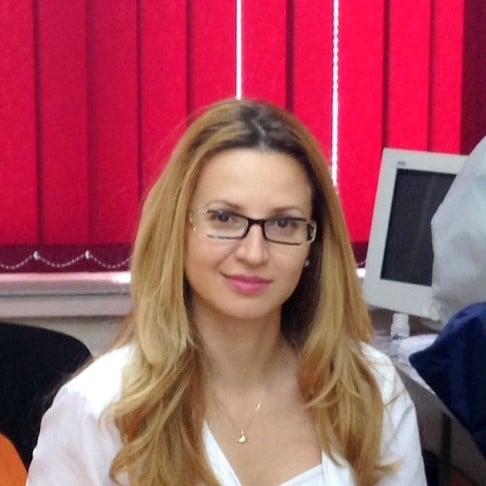 Dr. Lina Velikova, MD, Schlafexpertin
