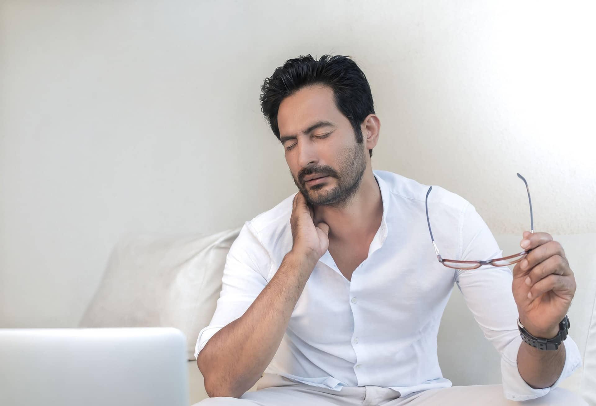 Best Sleeping Position - Neck Pain
