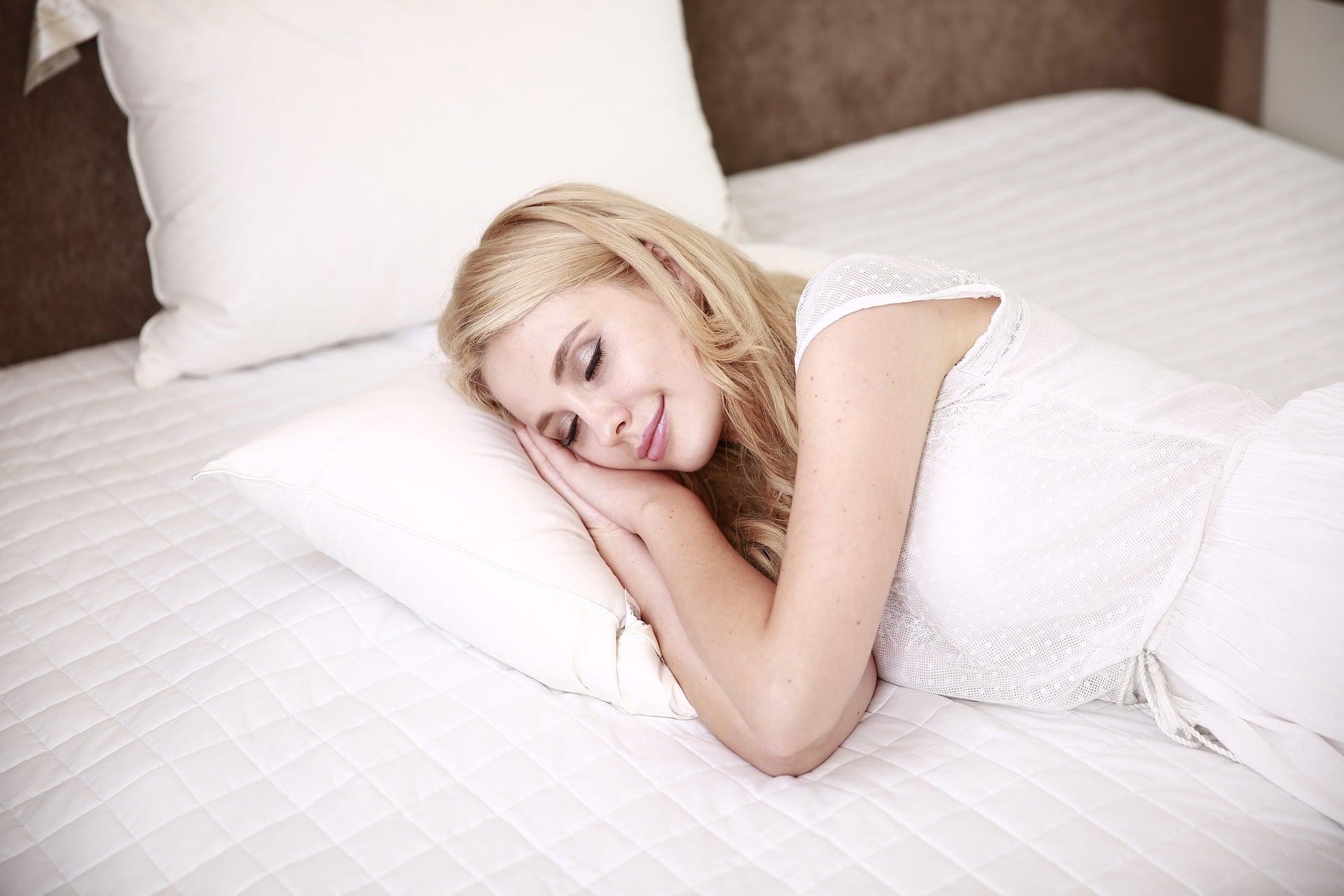 Best Sleeping Position - Side