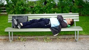 Narcolepsy Symptoms - Featured