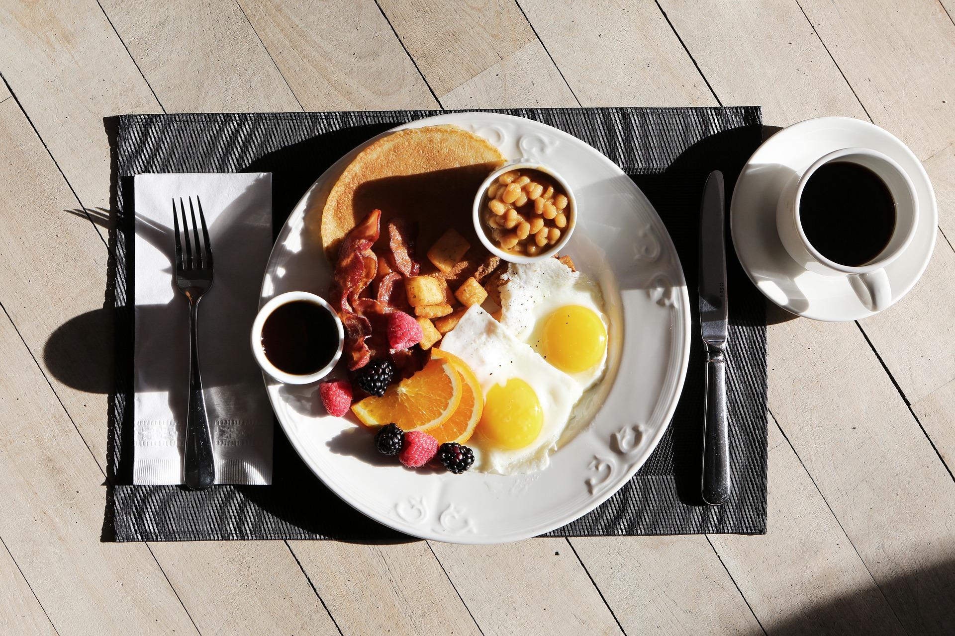Coffee Statistics - Breakfast