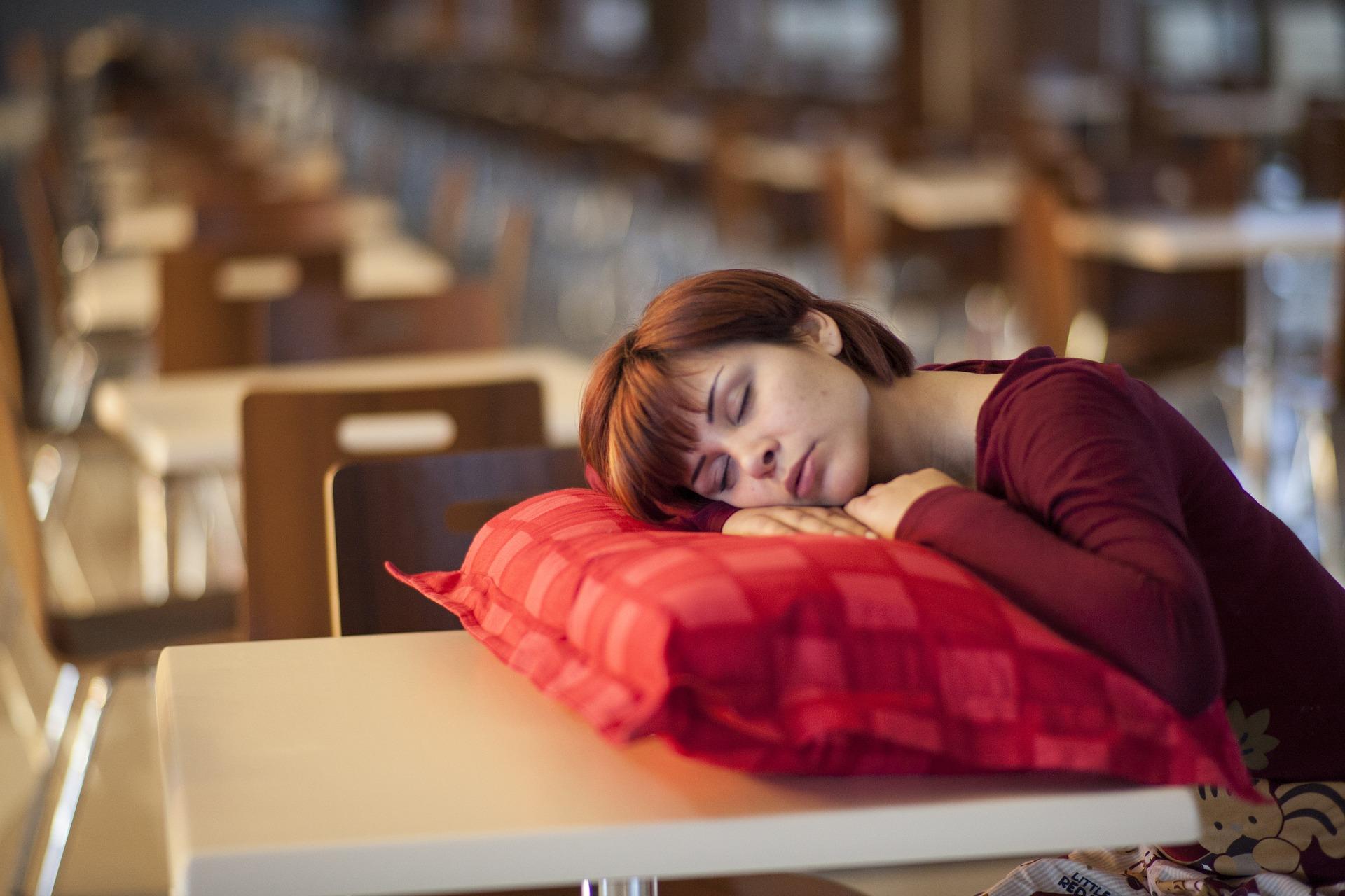 Napping Statistics - At Work