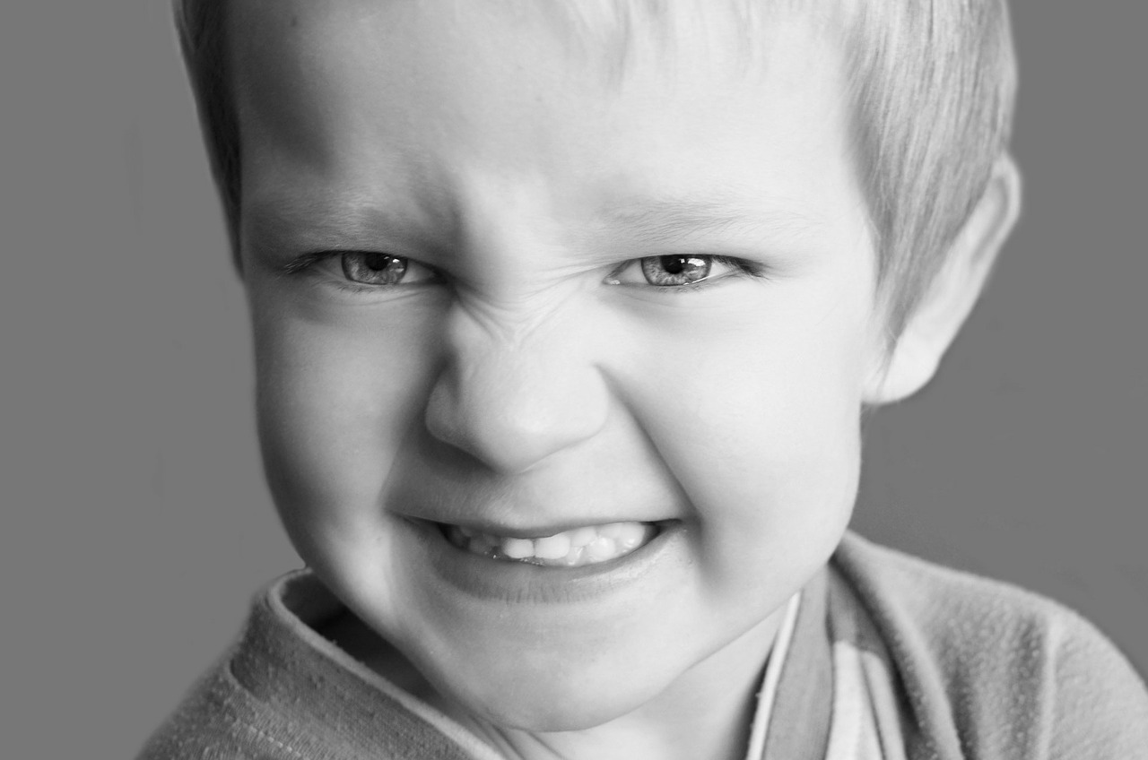 Teeth Grinding in Sleep - Children