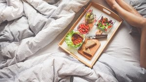 Foods That Help You Sleep - Featured