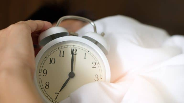Circadian Rhythm Disorder - Symptoms