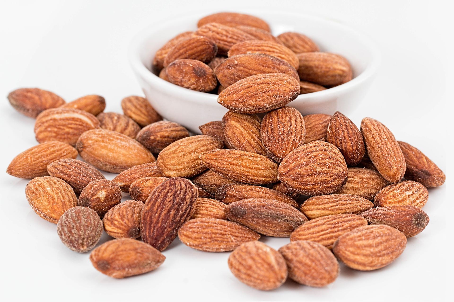 Foods That Help You Sleep - Almonds