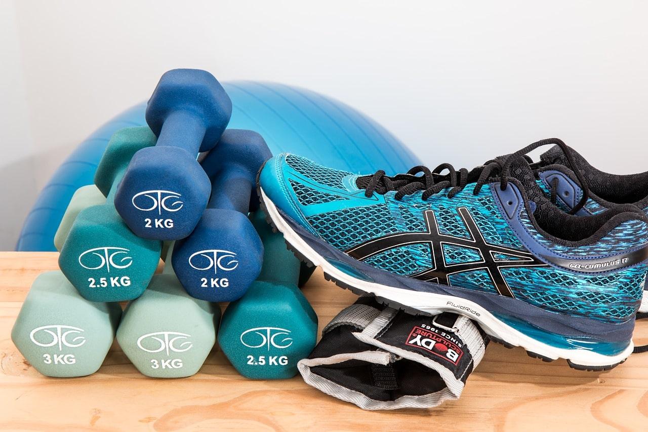 Exercise Statistics - Habits