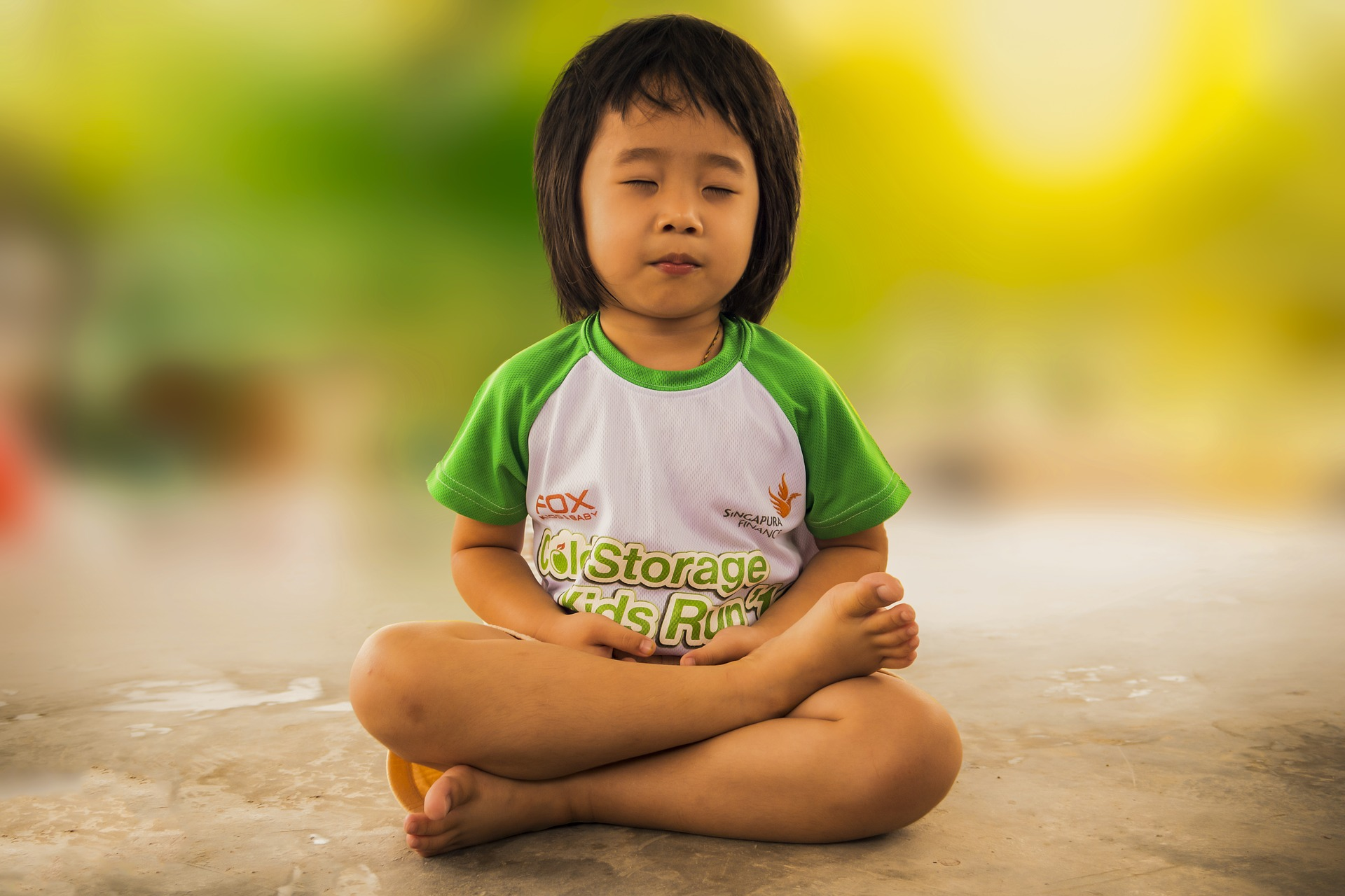 Meditation Statistics - Children