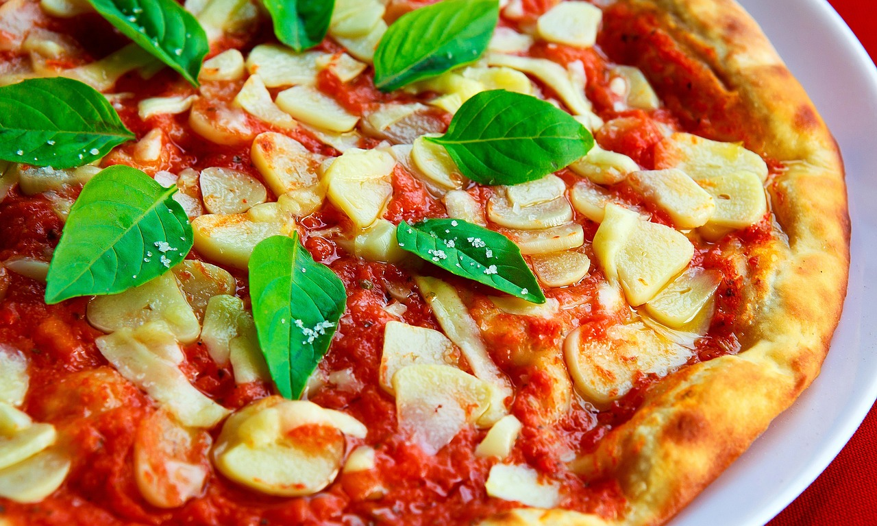 What Not to Eat Before Bed - Pizza