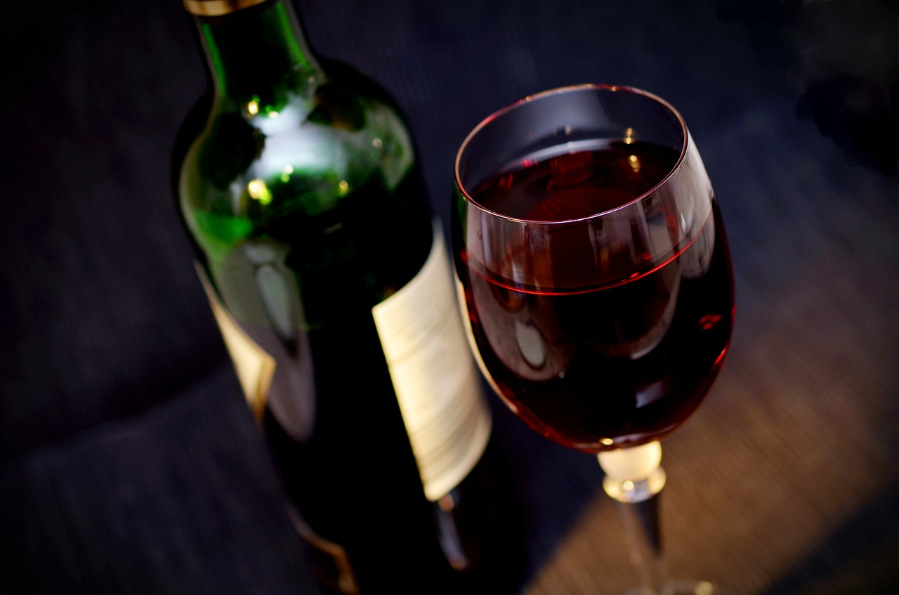 Alcohol and Sleep - Wine