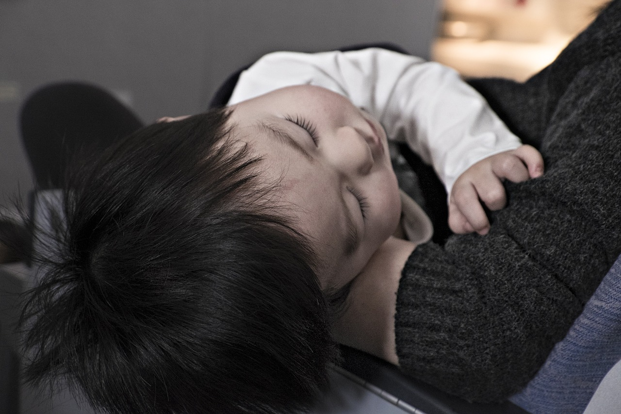 How much sleep do kids need - situations