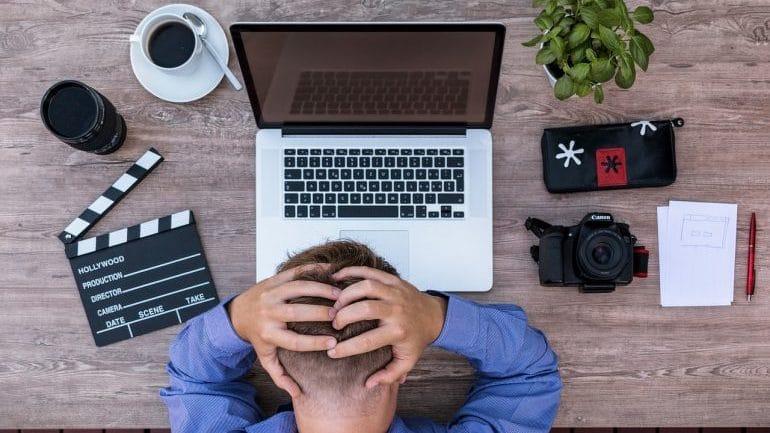 Stress Statistics - At Work