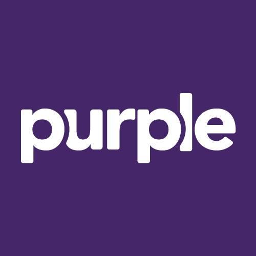 Best Adjustable Beds - Purple