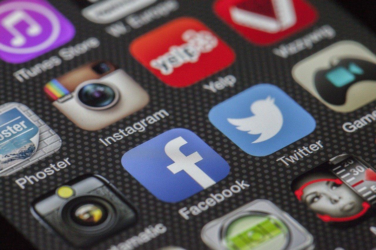 Beauty Industry Statistics - Social media