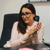 Hristina Nikolovska, Marketing Specialist