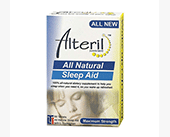 Best Natural Sleep Aid - Alteril