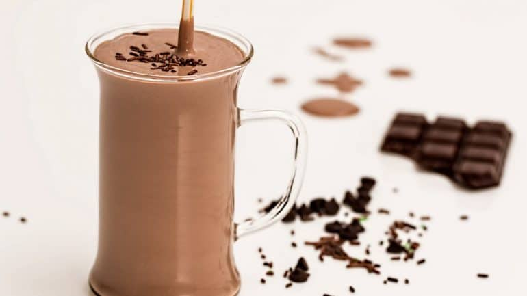 Chocolate Facts - Chocolate Milk