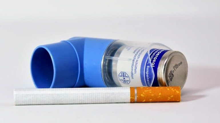 Asthma Statistics - Smoking and asthma