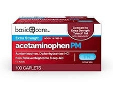 Best Over the Counter Sleep Aid - Basic Care