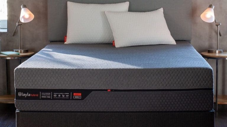 Layla Mattress Review - Layla Hybrid