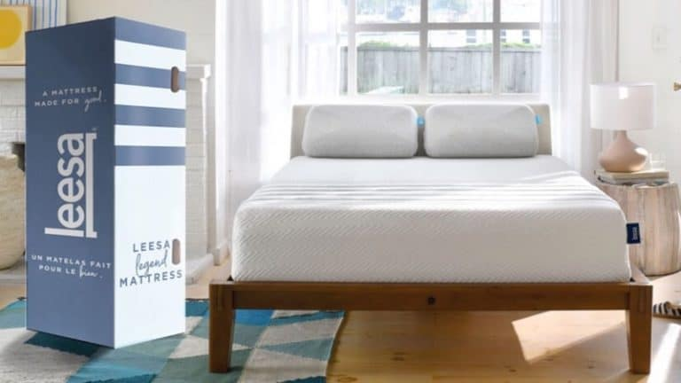 Leesa Mattress Review - Leesa Legend