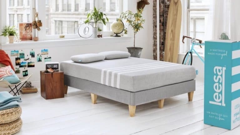 Leesa Mattress Review - Leesa Original