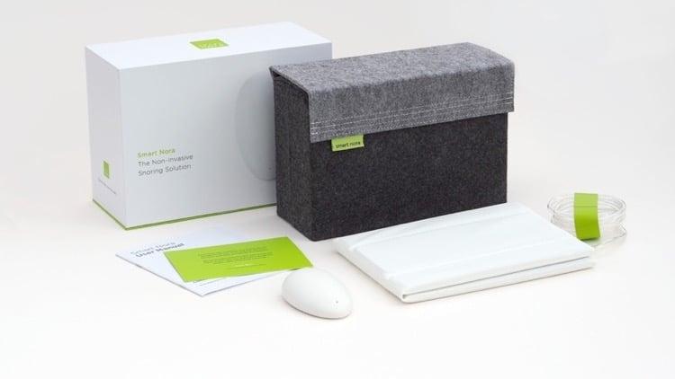 Smart Nora Reviews - Anti Snoring Solution