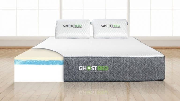 GhostBed Reviews - GhostBed Mattress