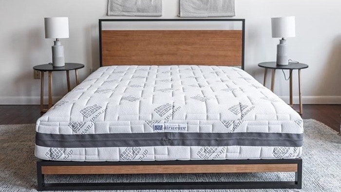 Airweave Mattress Review - New Airweave Advanced 2