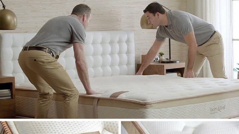 Loom and Leaf Reviews - Loom and Leaf Mattress Delivery
