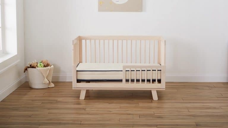 My Green Mattress Reviews - Emily Crib Mattress