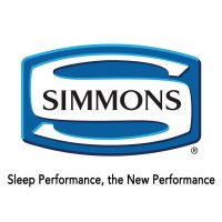 Best Floor Mattress - Simmons logo