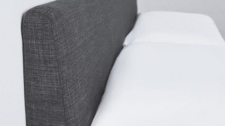 Thuma Bed Review - Charcoal PillowBoard