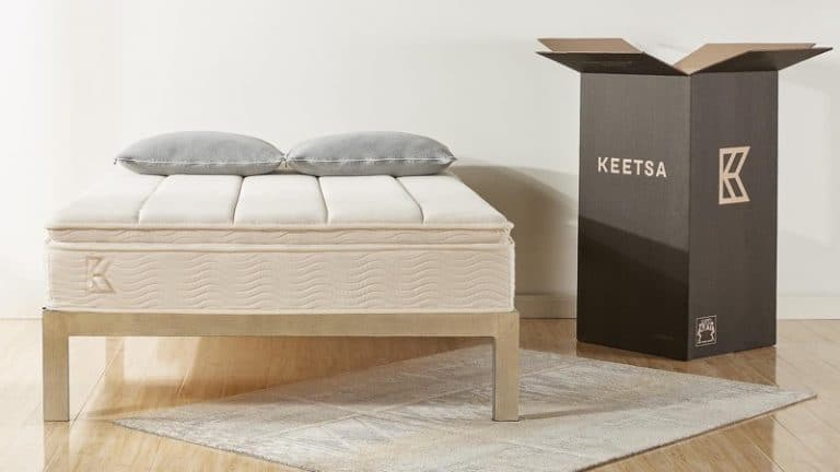Keetsa Mattress Reviews - the Keetsa Pillow Plus