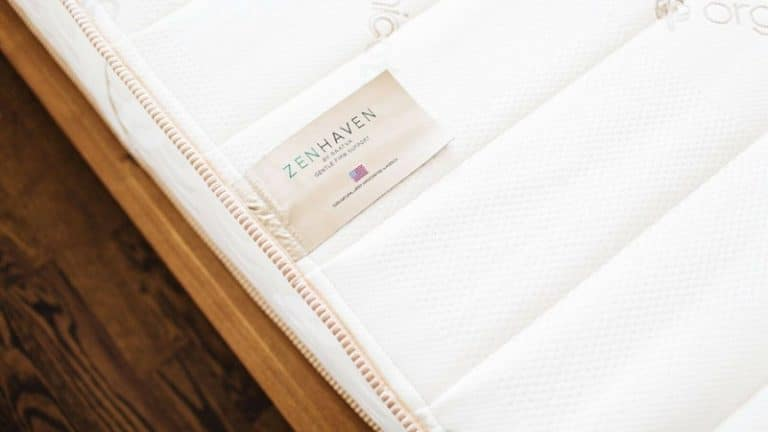 Zenhaven Mattress Reviews - Latex Mattress