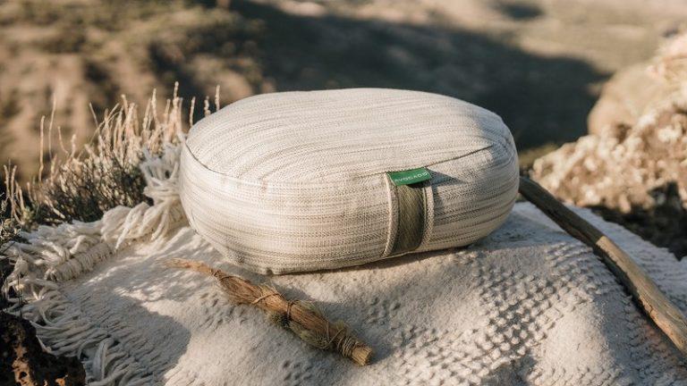Avocado Pillow Review - Yoga Meditation Pillow