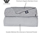 Best Weighted Blanket - Weighted Evolution Weighted Blanket Review