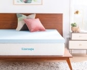 Best Mattress Toppers Canada - Linenspa Mattress Topper Review