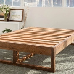 Best Bed Frames - Avocado Eco Wood Bed Frame Review