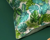 Best Silk Pillowcase - THX Silk 19 Momme Monstera Silk Pillowcase Review