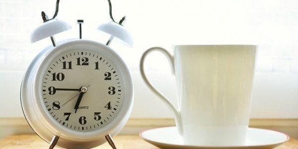 Early Sleeping Schedule