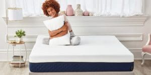 Best Mattresses for Side Sleepers Canada - Featured